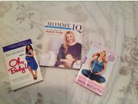 3x Maternity Pregnancy Books Bundle from USA rrp $60