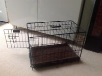 Small dog crate - unused