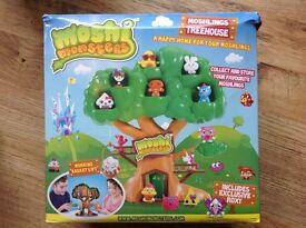 Moshi Monsters Moshling Treehouse with Box (Toys, Lego, Minion, Peppa Pig, Barbie, Disney)