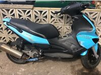 Gilera st 218cc reg as 125 quick sale