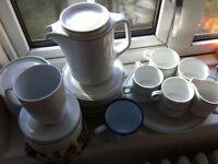 Nice Tea and Coffee Set