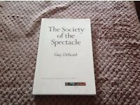 The Society of the Spectacle by Guy Debord