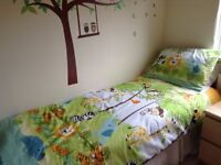 Childs beding two signal duvets sets