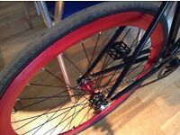 Vilano Rampage. single speed fixie & free wheel road bike + more