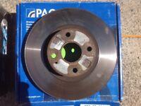 MX5 2/2.5 Sport Front Brake Disks