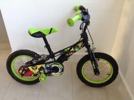 Ben ten 14 inch bike