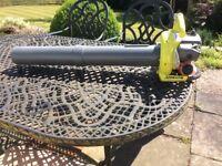 Ryobi RBV26 Petro Leaf Blower/Vacuum 26cc