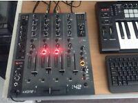Allen And Heath xone 42 dj mixer