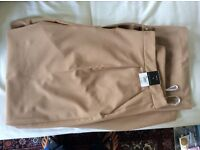 Brand New Wide Leg Size 18 Smart Trousers, Brown