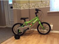 Ridgeback MX14 quality child's bike (excellent condition)