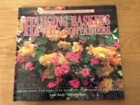 Hanging Basket & Wall Container Hardback Book