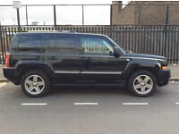 Jeep Patriot CRD Limited 2008