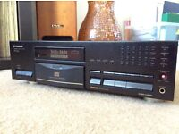 Pioneer PD-S701 CD Player Hi-Fi STABLE PLATTER MECHANISM = Rare Audiophile Unit! = AMAZING SOUND