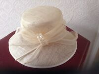 Wedding/occasion hat