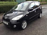 HYUNDAI I10 COMFORT 5 DOOR £30 A YEAR TAX