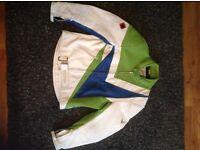 Frank Thomas men's leather jacket