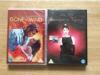 Gone with the wind/Breakfast at Tiffanys