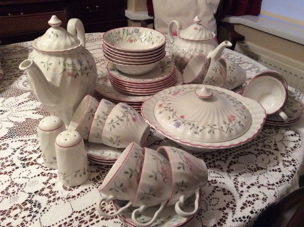 Johnson Bros Chintz Vintage Crockery 47 pieces | in Sheffield, South ...