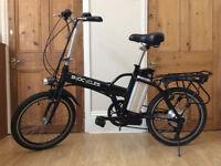 Folding Electric Bike – Byocycles