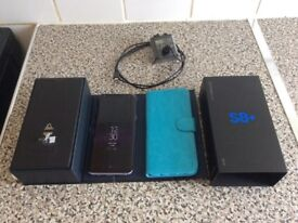 Samsung Galaxy S8 plus 64gb orchid grey