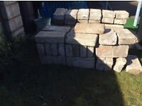 Used concrete breaze blocks some clean some not so approx 50. Ready for collection now
