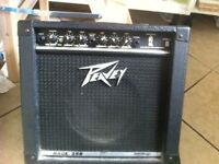 Peavy Rage Electric Guitar Amp