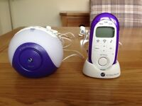 Digital Baby Monitor and Pacifier