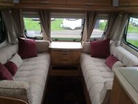 Lunar Delta TI Touring Caravan 2012 immaculate condition