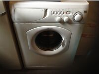 Ariston washing machine,1600 spin speed,clothes dry quicker,£75.00