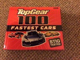 Two Top Gear books