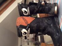 O neal rider boots 9