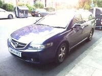 2004 HONDA ACCORD 2.2 i CTDI EXECUTIVE TOURER ESTATE, ONLY 79K, ONE PREVIOUS OWNER