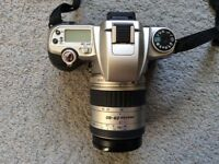 Pentax MZ-7 Camera