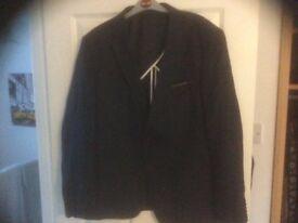 Men's Simon Carter 100% linen jacket 44