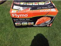 Flymo 300easy glide mower