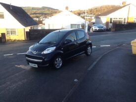 Peugeot 107 (Relible,cheap to run) low miles!