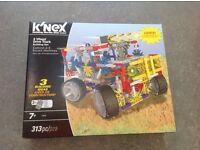Knex 4 wheel drive truck brand new unopened