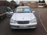 C220 CDI AVANTGDE AUTO-DIESEL-FULL SERVICE HISTORY-PARRIOT BLUETOOTH-TOW BAR-1 OWNER