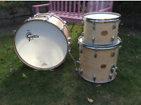 Gretsch drum kit - Jasper - orange label