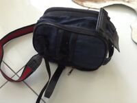 camera/video case, multi use in pristine condition