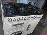 Range gas cooker 90cm.....Mint free delivery