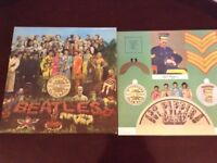 Beatles Sgt Pepper Lonely Hearts Club Band LP