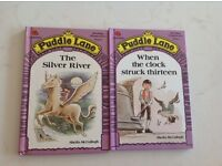2 puddle lane childrens books