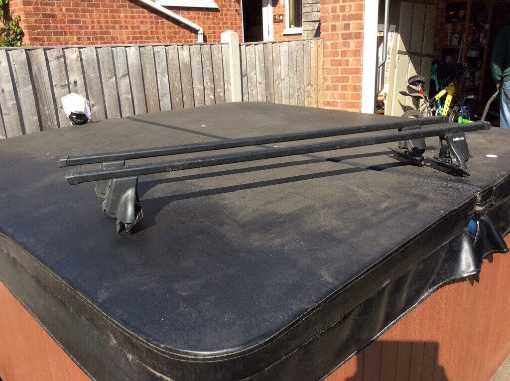 Roof rack - from Halfords - good condition - one rubber pad missing. Halfords Vauxhall Wiring Harness on