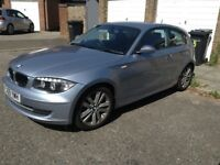 BMW 1 Series 116i £5,500 ONO ,excellent condition and drives well.