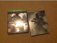 COD infinite warfare legacy edition Xbox one