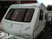 Caravan For Sale Elddis 556 2005