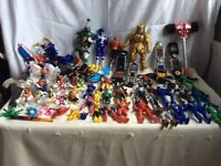 Power rangers /extras for sale