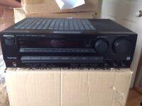 Kenwood Audio-Video Stereo Receiver KR-V6070