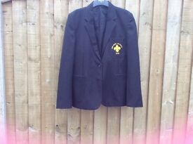 KIng Henry VIII girls school blazer